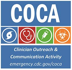 Clinician Outreach Communication Activity - emergency.cdc.gov
