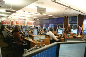 CDC's Emergency Operations Center
