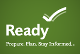 Ready: Prepare. Plan. Stay Informed.