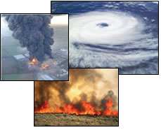 photos of disasters